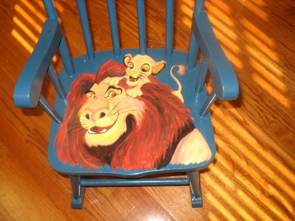 Isaiah Chair 2